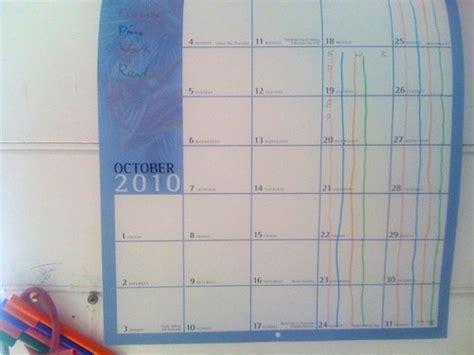 Seinfeld Desk Calendar by The Habits Calendar Is Seinfeld S Productivity Secret Quot On