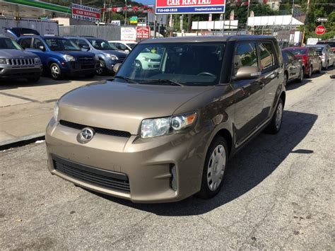 Toyota Scion Truck Used 2012 Toyota Scion Xb Wagon 6 390 00
