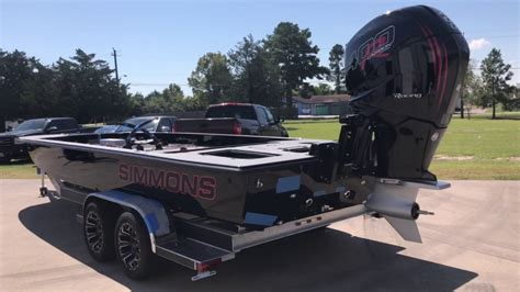 simmons boats es custom boats simmons revolution 25 carbon racing