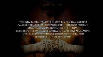 ong bak the thai warrior blu ray review collider collider ong bak the thai warrior blu ray tony jaa
