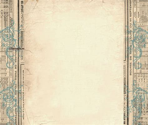 Vintage Templates For Word | best photos of newspaper background template vintage