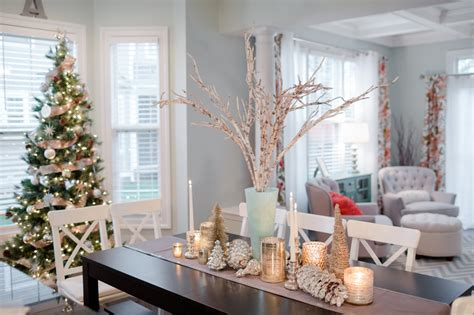 christmas decorated home the simple christmas virginia wedding photographer katelyn james photography