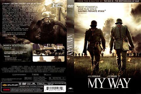 my way dvd scanned covers my way dvd covers