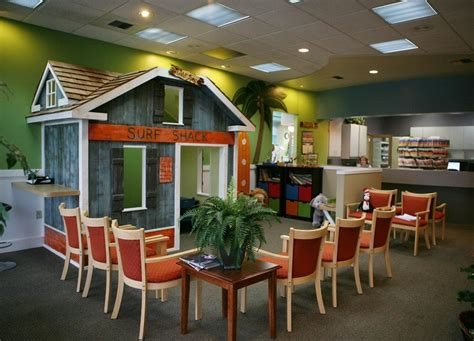 Plumb Center Reading by Themed Office With Quot Surf Shack Quot And Reading Area Yelp