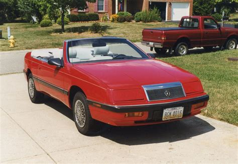 1992 Chrysler Lebaron by Reply