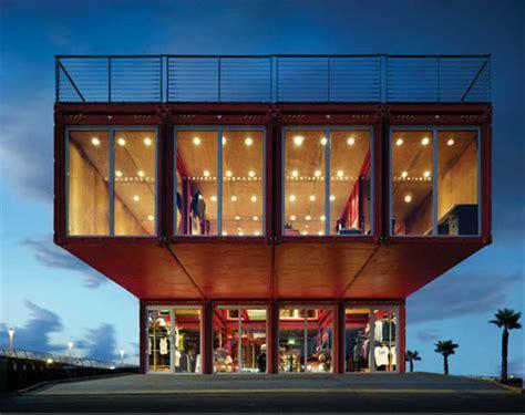 Connex House by Connex Box House Plans Studio Design Gallery Best