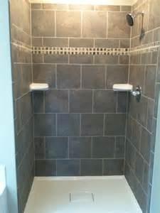 Tiled Shower Stalls Tiled Shower Stalls Car Interior Design