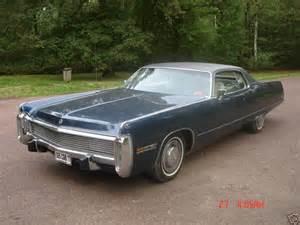71 Chrysler Imperial Document Moved