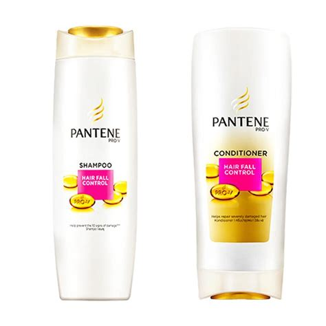 jual pantene hair fall shoo dan conditioner