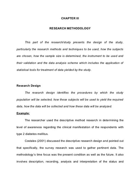 methodology section of research proposal nursing thesis proposal format