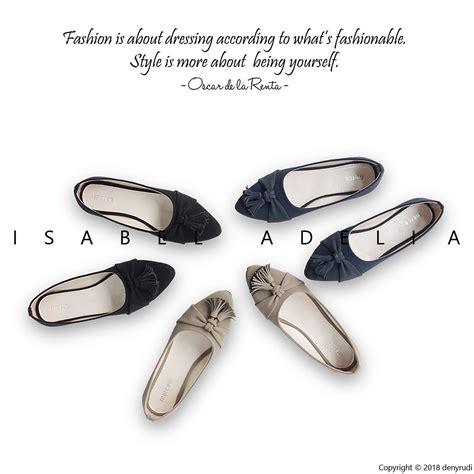 Dc Casual Shoes Warna Hitam Biru april sepatu balet wanita casual flat shoes simple