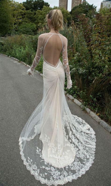 Hq 13108 Bow Geometric Dress inbal dror 2016 wedding dresses elegantwedding ca