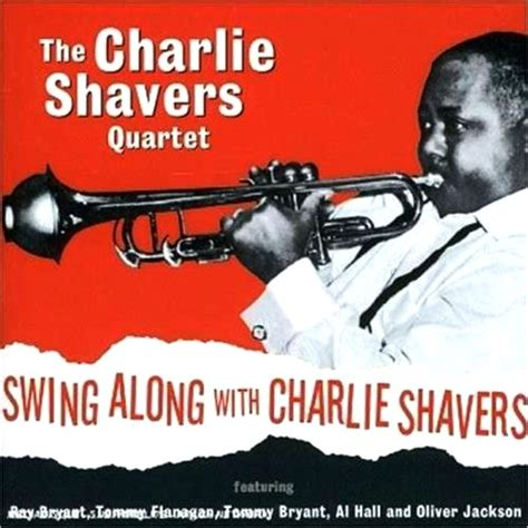 swing along charlie shavers swing along with charlie shavers blue