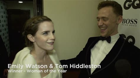 emma watson and tom hiddleston tom hiddleston and emma watson choose their man and woman