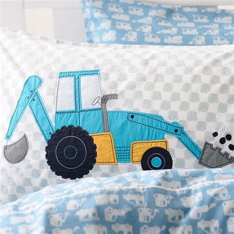 tractor bed linen diggers bedding
