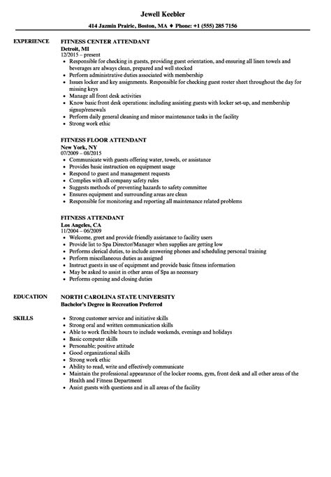 Fitness Attendant Cover Letter by Fitness Attendant Cover Letter Task Schedule Template