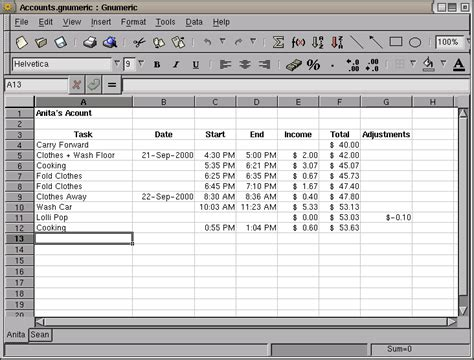 How To Do A Simple Spreadsheet spreadsheet new calendar template site