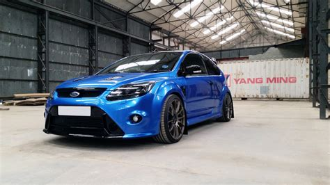 ford focus rs mk2 felgen show car preparation for fast ford featured mk2 focus rs