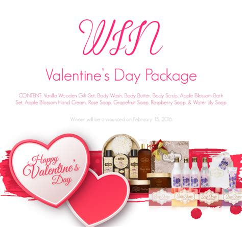 win this valentine s day mega prize pack giveaway 250 valentines day contests win romantic prize packs