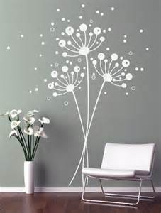 Dandelion Wall Art Stickers Dandelions Contemporary Wall Decals New York By
