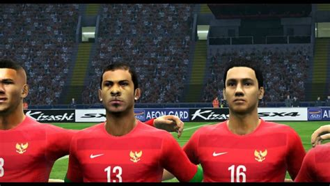 pes 2013 indonesia vs korea selatan