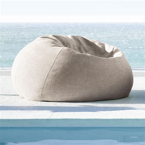 Outdoor Bean Bag Chair Outdoor Bean Bag Chair The Green