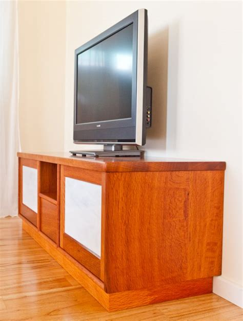 sheoak tv cabinet furniture maker perth