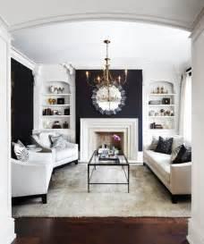 Rooms With Black Walls Living Room Makeover Black Bold Budget Jenna Burger