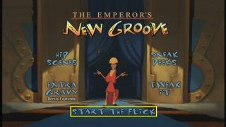 Emperor S Kitchen Menu by The Emperor S New Groove Dvd Review
