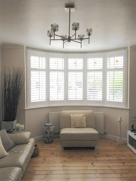 bay window blinds ideas  pinterest living
