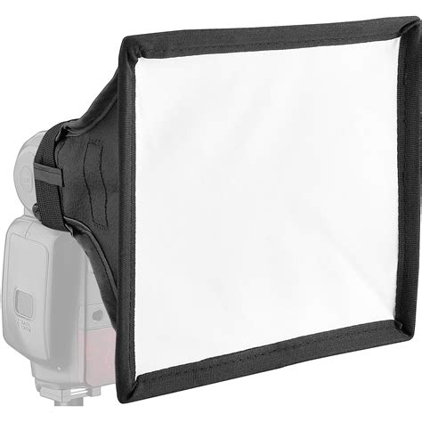 best portable softbox vello softbox for portable flash small 6 x 6 75 quot fd 1400