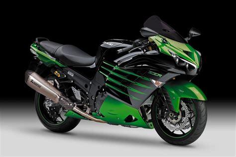 Kawasaki ZZR 1400 Performance Sport edition shows up