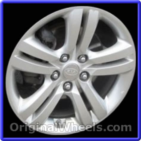 Kia Optima Wheel Size 2009 Kia Optima Rims 2009 Kia Optima Wheels At