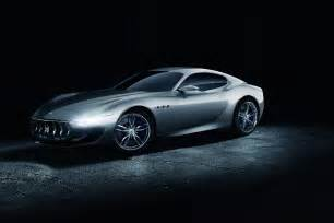 Maserati Alferi Maserati Alfieri Photos