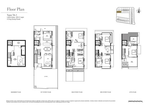 holland residences floor plan official site 169 brand new holland road residences at d10