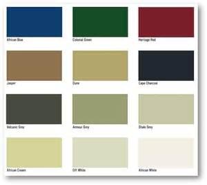color bond colorbond paint colours images