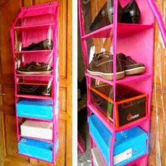 Aneka Rak Sepatu Gantung aneka rak gantung dan dompet hanging organizer wallet