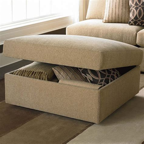 Beige Leather Ottoman Coffee Table Living Room Awesome Cocktail Storage Ottoman For Living