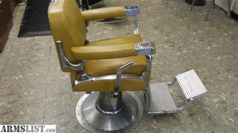 Belmont Barber Chairs For Sale by Armslist For Sale Belmont Barber Chair