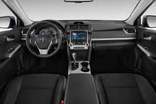 2014 Toyota Camry Interior 2014 Toyota Camry Cockpit Interior Photo Automotive