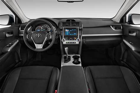 Toyota Camry 2014 Interior 2014 Toyota Camry Cockpit Interior Photo Automotive
