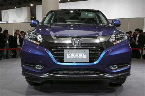 honda unveiled urban suv  vezel coming  india   autogyaan