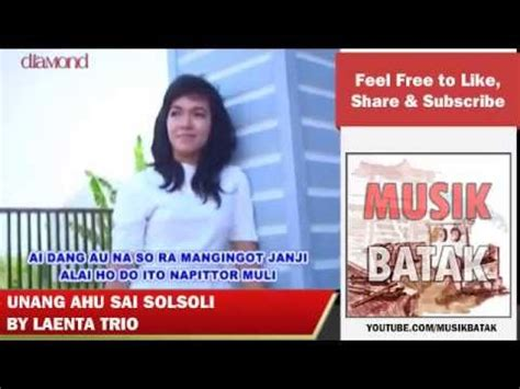 download youtube mp3 lagu batak lagu batak laenta trio unang ahu sai solsoli youtube