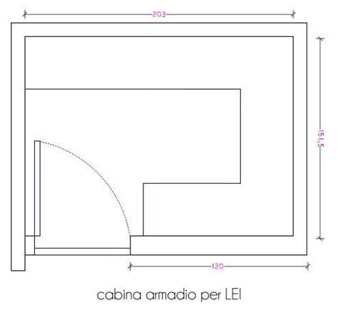 cabina armadio piccola arredaclick cabina armadio piccola e stretta un