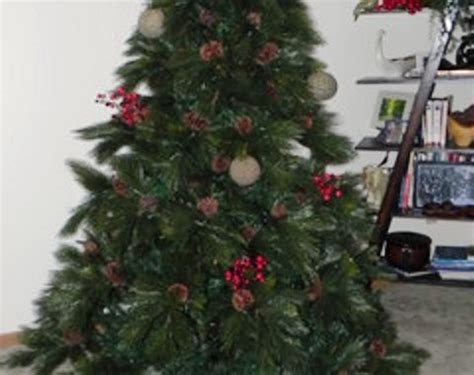 Hiasan Pohon Natal With foto contoh desain dan dekorasi pohon natal 8 171 si momot