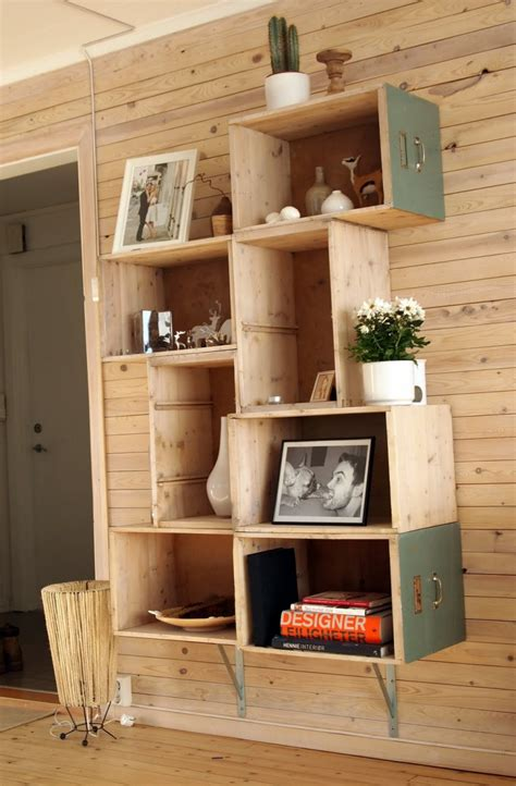 creative bookshelf ideas diy
