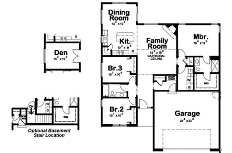 1482 picture house plan with car garage remarkable plans ranch style house plan 3 beds 2 00 baths 1482 sq ft plan
