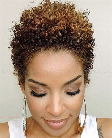 short hairstyles for natural curly hair short hairstyle