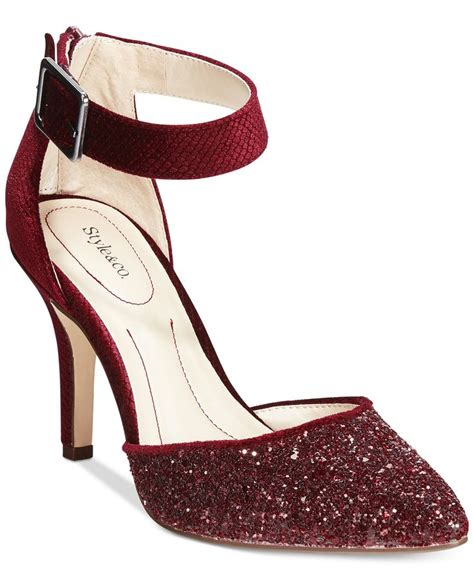 style co galaxy2 evening pumps only at macy s sale