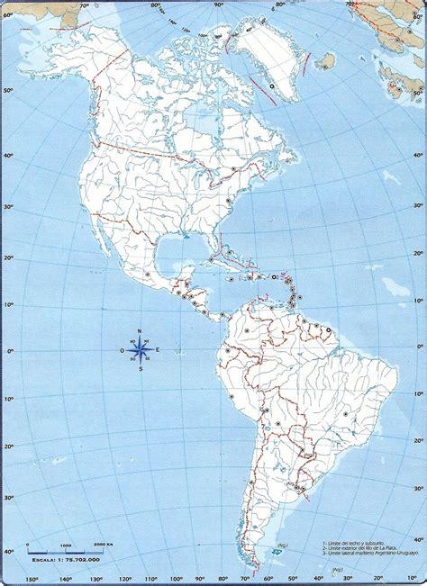 mapa politico de america imagenes informaci 243 n e im 225 genes con mapas de am 233 rica pol 237 tico y